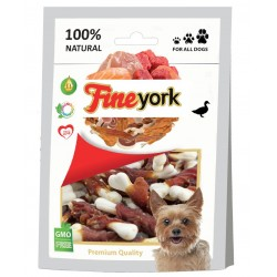 FineYork Duck Calcium Bone 80g