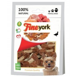 FineYork Bone Snack Kaczka 80g