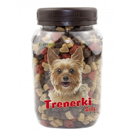 Trenerki SERDUSZKA mini mix  junior 300g