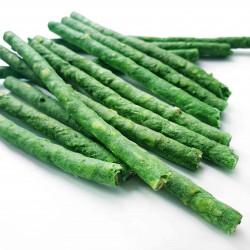 """Patyczki Munchy zielone 5"""" 12,5cm 100szt."""