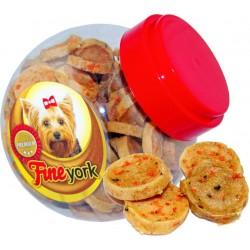 Fineyork Chips - Kurczak z warzywami 0,5 kg.