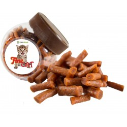 FineCat Fish&Chicken Sticks 2cm 140g